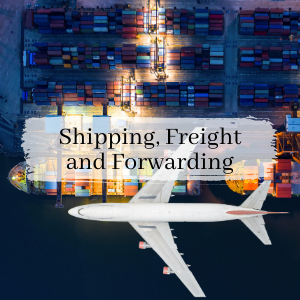 Shipping, Freight and Forwarding